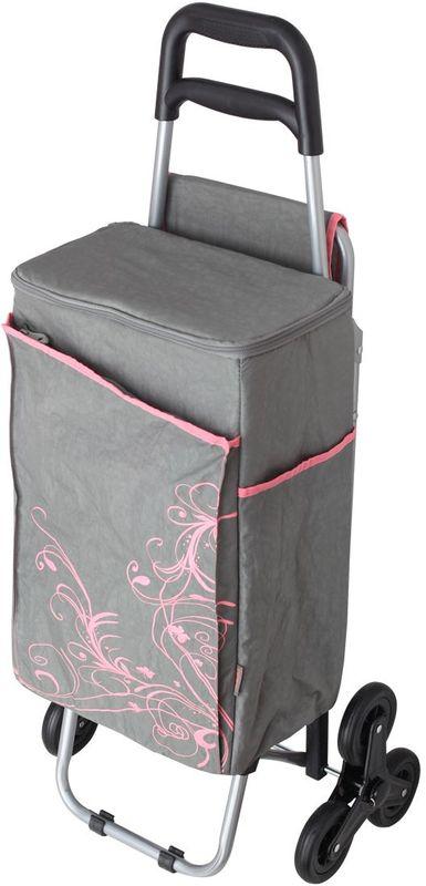 Термосумка Thermos Wheeled Shopping Trolley, цвет: серый, 28 л469878Сумка-термос на колесах сохраняет прохладными продукты питания при передвижении. Съемная многофункциональная сумка-термос. Слой PEVA - гигиеничен, герметичен, и легко чистится. Одно большое отделение. Застежка молния позволяет легко открывать сумку. Имеется два боковых кармана. Фронтальный карман на застежке молнии. Сумка транспортируется в стул. Прочный стальной каркас стула обеспечивает безопасность и комфорт. Трехколесный механизм удобен на неровной поверхности. Isotec™ изолирующий слой сумки позволяет сохранять напитки и еду теплыми/холодными во время передвижения.