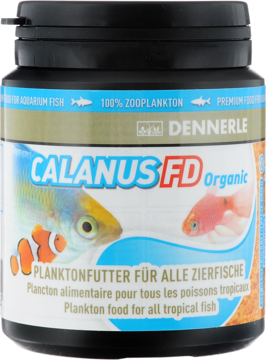 Корм Dennerle Calanus FD Organic для аквариумных рыб, 24 гDEN7505Корм Dennerle Calanus FD Organic подходит для обитателей классических общих аквариумов. Корм состоит из планктона калянуса, воспринимаемого всеми видами аквариумных рыб. Рыбам нравится вкус калянуса, и даже разборчивые дикие особи легко привыкают к сухому корму, содержащему такие натуральные компоненты. Калянус богат питательными веществами и незаменимыми аминокислотами, белками и ненасыщенными жирными кислотами омега-3. Состав: 100% арктический зоопланктон. Аналитические компоненты: неочищенный протеин 67%, жир-сырец 35%, сырая клетчатка 3,5%, неочищенная зола 8%, влага 5%. Товар сертифицирован.