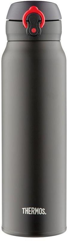 Термос Thermos, цвет: черный, 0,75 л. JNL-752934673Это серия суперлегких и супертонких (наименьший диаметр) термосов, созданная по последним разработкам специалистов компании Thermos. Объем 750 ml.
