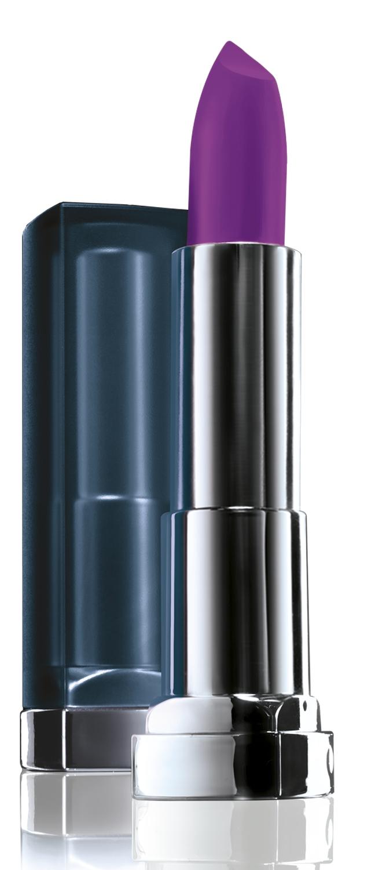 Maybelline New York Увлажняющая помада для губ Color Sensational Матовое Искушение, оттенок 953 Фиолетовый взрыв, 4,4 гB2811101Удивительное чувство комфорта, мягкий матовый цвет и кремовая тесктура. Уникальная формула увлажняет губы, придавая при этом соблазнительный насыщенный матовый цвет. 6 соблазнительных оттенков! Выбери свой!