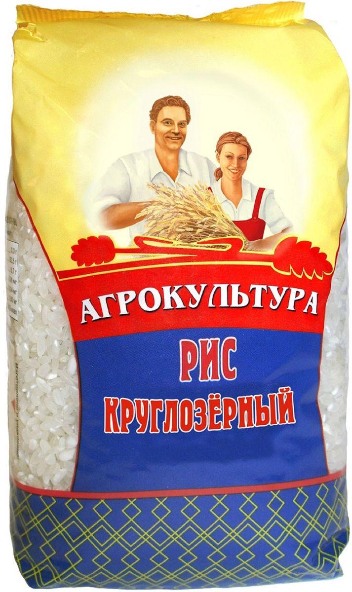 Агрокультура рис круглозерный, 800 г18132Рис для каши Агрокультура - это белый, шлифованный круглозерный рис мягких сортов. Благодаря своим свойствам рис идеально подходит для приготовления рисовых каш, пудингов, запеканок