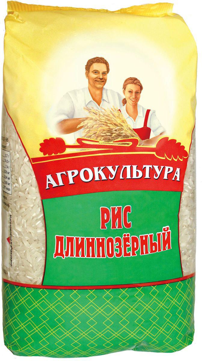 Агрокультура рис длиннозерный, 800 г