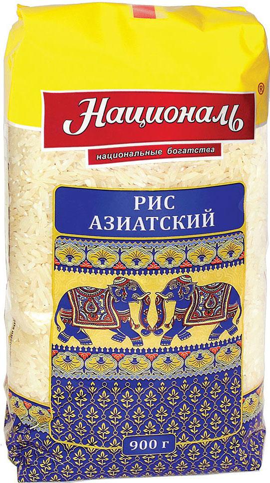 """Рис """"Азиатский"""" - это длиннозерный сорт риса, длина зерна которого свыше 6 мм (полностью отсутствуют дробленые зерна). Традиционно, самый лучший длиннозерный рис прорастает в Юго-Восточной Азии. Главное достоинство длиннозерного риса: он сохраняет форму при варке и не слипается. Готовый рис получается рассыпчатым и ароматным. Главный секрет по-настоящему вкусных азиатских блюд – это правильный рис. Рис """"Азиатский"""" тому подтверждение!"""