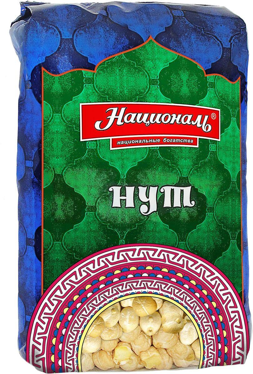 Националь нут, 450 г18410Нут - это турецкий горох, очень популярный в странах Ближнего Востока, так как является основой для их национального блюда – хумуса (холодная закуска/соус). Нут Националь – это желто-золотистые зерна диаметром 10 мм, в готовом виде обладают ореховым привкусом. Нут можно варить, жарить, тушить, добавлять в супы, а также использовать в качестве гарнира. Самые известные блюда из нута – это хумус и фалафель.