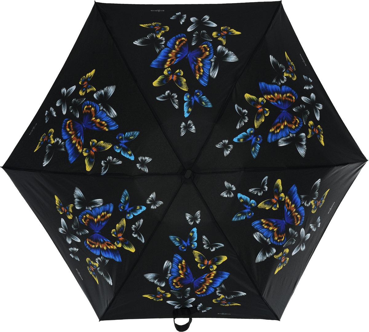 Зонт женский Zest, механический, 5 сложений, цвет: черный, синий, желтый. белый. 25516-15525516-155Невероятно компактный и легкий зонт Zest имеет 5 сложений. Модель зонта складывается и раскладывается механически. Удобная ручка выполнена из пластика с прорезиненным нанесением, приятна на ощупь. В сложенном состоянии зонт занимает очень мало места, и его удобно будет носить с собой даже в маленькой сумочке. К зонту прилагается чехол.