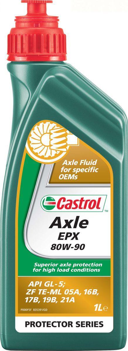 Трансмиссионное масло для мостов Castrol Axle EPX 80W-90,1 л154CB7Описание Castrol Axle EPX 80W-90 – всесезонное трансмиссионное масло для мостов, которое может использоваться в дифференциалах, главных передачах и других узлах легковых автомобилей и коммерческой техники, где требуется применение смазочных материалов спецификации API GL-5. Одобрено ZF для использования в ряде агрегатов коммерческих транспортных средств, включая мосты внедорожной и сельскохозяйственной техники. Преимущества - Высокая несущая способность обеспечивает защиту зубчатых передач, работающих при высоких нагрузках, от повреждения, продлевая срок службы их деталей. - Высокая прочность плёнки гарантирует надёжную защиту от износа и ударных нагрузок. - Хорошие термическая стабильность и стойкость к окислению предотвращают образование отложений и загущение масла, продлевая срок службы деталей и смазочного материала. Спецификации API GL-5 ZF TE-ML 05A, 12E, 16B, 17B, 19B, 21A