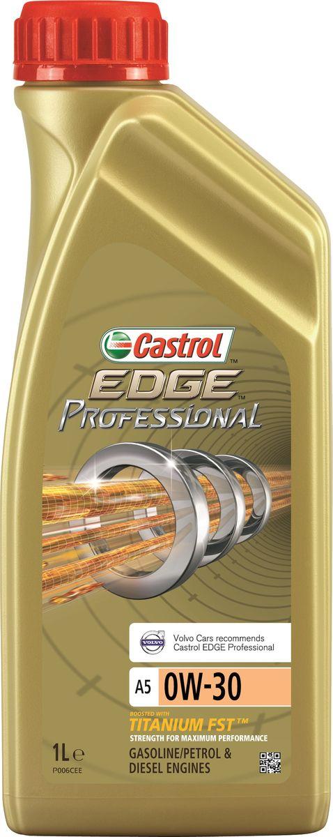 Моторное масло Castrol EdgeProfessional A5 0W-30, 1 л156EA7Описание Полностью синтетическое моторное масло Castrol EDGE Professional произведено с использованием новейшей технологии TITANIUM FST™. Технология TITANIUM FST™ на физическом уровне меняет поведение масла Castrol EDGE PROFESSIONAL в условиях экстремальных нагрузок. Основой технологии TITANIUM FST™ являются полимерные металлоорганические соединения, содержащие титан. Таким образом, титан становится компонентом масла и работает в унисон с технологией усиленной масляной плёнки Fluid Strength Technology (FST™), которая была внедрена в 2011 году. Испытания подтвердили, что TITANIUM FST™ в 2 раза увеличивает прочность масляной плёнки, предотвращая её разрыв и снижая трение для максимальной производительности двигателя. Используя опыт сотрудничества с автопроизводителями мы применили такую же технологию, которая ранее использовалась только при производстве масла для конвейерной заливки. Моторное масло Castrol EDGE Professional прошло многоуровневую микрофильтрацию. Контроль качества...