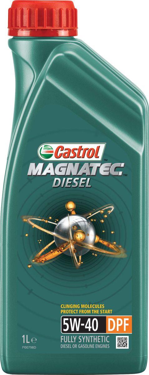 Моторное масло Castrol Magnatec Diesel 5W-40 DPF, 1 л156EDCОписание До 75% износа двигателя происходит во время его пуска и прогрева. Когда двигатель выключен, обычное масло стекает в поддон картера, оставляя важнейшие детали двигателя незащищенными. Молекулы Castrol Magnatec подобно магниту притягиваются к деталям двигателя и образуют сверхпрочную масляную пленку, обеспечивающую дополнительную защиту двигателя в период пуска, когда риск возникновения износа существенно возрастает. Применение Моторное масло Castrol Magnatec Diesel 5W-40 DPF предназначено для дизельных и бензиновых двигателей легковых автомобилей, где производитель рекомендует смазочные материалы, соответствующие классу вязкости SAE 5W-40 и спецификациям API SN/CF или ACEA C3, включая автомобили оснащённые сажевым фильтром (DPF). Castrol Magnatec Diesel 5W-40 DPF одобрено к применению рядом ведущих производителей техники (см. раздел спецификаций и руководство по эксплуатации автомобиля). *GM dexos2®: заменяет GM-LL-B-025 and GM-LL-A-025 : GB2C0923082 Преимущества Castrol...