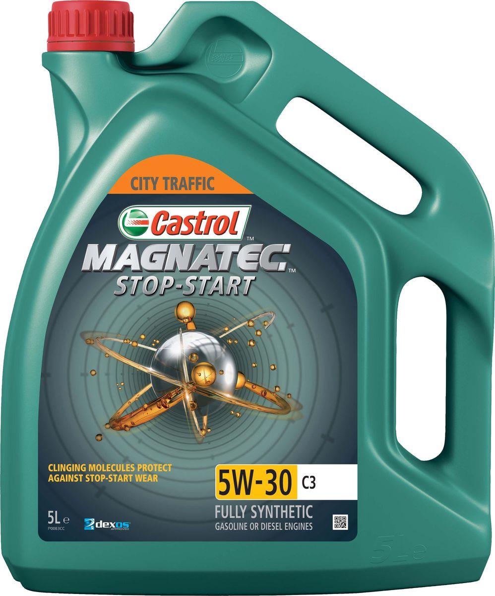Моторное масло Castrol Magnatec Stop-Start 5W-30 C3, 5 л15729AОписание Движение в городах становится все более интенсивным. Современный автомобиль производит в среднем около 18 000 разгонов и торможений в год. В пробках двигатель долго работает в наиболее неблагоприятном режиме, на холостом ходу, а это приводит к повышенному износу. По результатам последнего отраслевого теста, новое моторное масло Castrol MAGNATEC Stop- Start 5W-30 C3 значительно снижает износ при работе в режиме стоп-старт*. Castrol MAGNATEC Stop-Start 5W-30 C3 специально разработано для дополнительной защиты двигателя от повышенного износа при движении в городе. Молекулы Castrol MAGNATEC притягиваются к деталям двигателя и формируют самовосстанавливающийся слой для защиты на всех этапах работы двигателя в режиме стоп-старт. Castrol MAGNATEC Stop-Start защищает двигатель от износа с первой секунды пуска и на всем протяжении пути. Каждый раз, когда вы нажимаете на педаль акселератора. * согласно отраслевому тесту OM646LA Применение Моторное масло Castrol Magnatec Stop-Start...