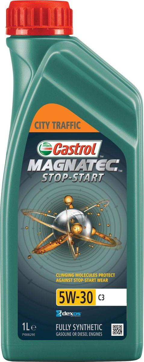 Моторное масло Castrol Magnatec Stop-Start 5W-30 C3, 1 л1572FAОписание Движение в городах становится все более интенсивным. Современный автомобиль производит в среднем около 18 000 разгонов и торможений в год. В пробках двигатель долго работает в наиболее неблагоприятном режиме, на холостом ходу, а это приводит к повышенному износу. По результатам последнего отраслевого теста, новое моторное масло Castrol MAGNATEC Stop- Start 5W-30 C3 значительно снижает износ при работе в режиме стоп-старт*. Castrol MAGNATEC Stop-Start 5W-30 C3 специально разработано для дополнительной защиты двигателя от повышенного износа при движении в городе. Молекулы Castrol MAGNATEC притягиваются к деталям двигателя и формируют самовосстанавливающийся слой для защиты на всех этапах работы двигателя в режиме стоп-старт. Castrol MAGNATEC Stop-Start защищает двигатель от износа с первой секунды пуска и на всем протяжении пути. Каждый раз, когда вы нажимаете на педаль акселератора. * согласно отраслевому тесту OM646LA Применение Моторное масло Castrol Magnatec Stop-Start...