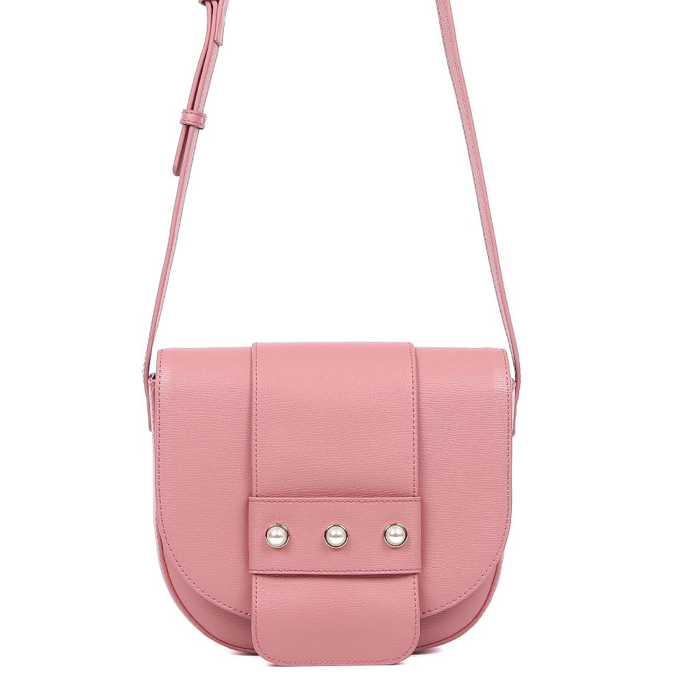 Сумка женская Galaday, цвет: розовый. GD7140QGD7140Q-pinckСумка женская бренда GALADAY из натуральной кожи