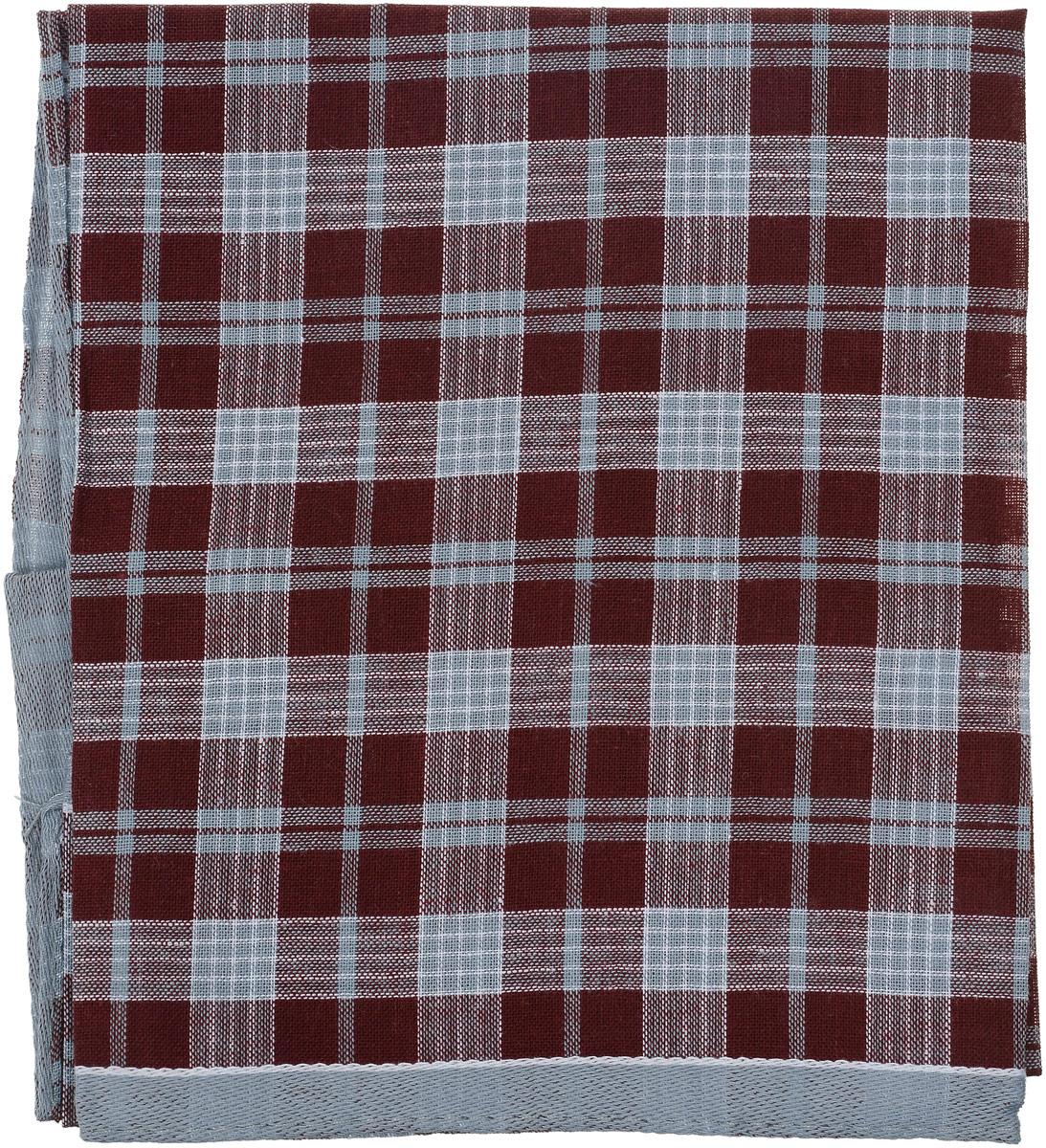 Платок носовой мужской Zlata Korunka, цвет: бордовый, серый. 45495. Размер 27 х 27 см45495_бордовый, серыйПлаток носовой мужской Zlata Korunka выполнен из 100% хлопка и имеет оригинальный дизайн, подчеркивающий ваш статус. Размер 27 х 27 см