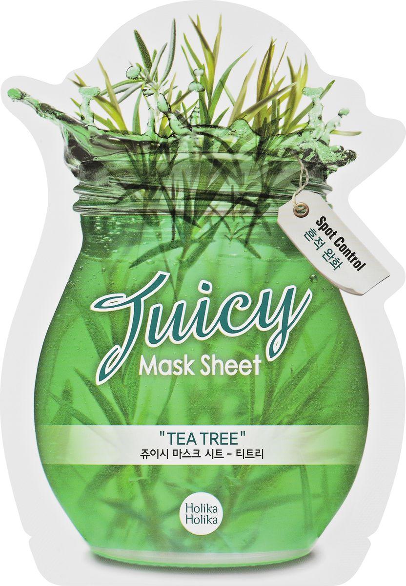 Holika Holika Тканевая маска для лица Джуси, чайное дерево, 20 мл200113452950 Holika Holika Juicy Mask Sheet Tea Tree – тканевая маска для лица Джуси Маск - сок чайного дерева эффективно борется с акне, а также помогает уменьшить шрамы. Применение: нанесите маску на очищенную кожу, плотно прижмите и оставьте на 15-20 мин. После распределите остатки жидкости по коже лица и шеи. Предостережения: не используйте на области вокруг глаз, избегайте попадания средства в глаза, только для наружного применения. Состав: вода, глицерин, спирт(2%), гиалуронат натрия, ПЭГ-60 гидрогенизированное касторовое масло, карбомер, триэтаноламин, чайного дерева экстракты, зеленый чай, лаванду, ромашку, аллантоин, динатрия ЭДТА, феноксиэтанол, ароматизатор. Объём: 20 мл.