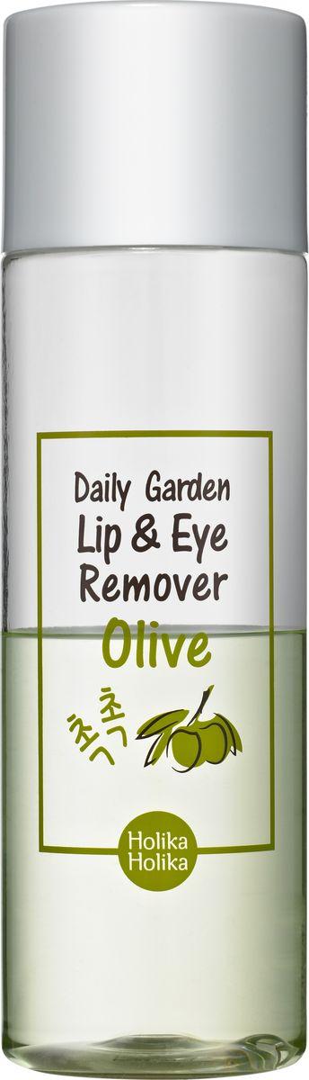 Holika Holika Средство для снятия водостойкого макияжа Дейли Гарден, олива, 100 мл20014161