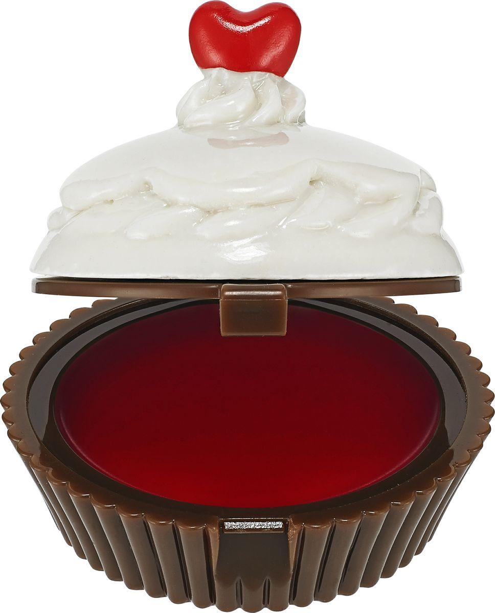 Holika Holika Бальзам для губ Дессерт тайм, тон 01, вишневое пирожное, 7 г200141816637 Dessert Time Lip Balm AD01 Бальзам для губ Время десерта (Красное пирожное).