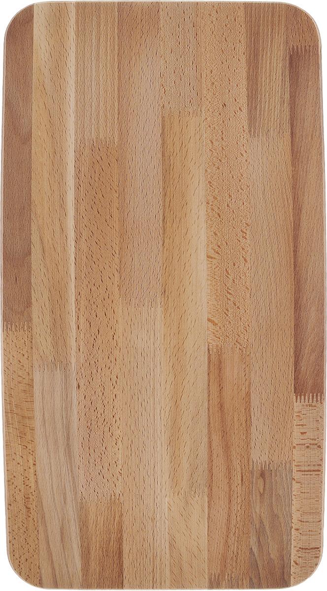 Доска разделочная Mayer & Boch, 60 х 30 х 2 см20-1Разделочная доска Mayer & Boch изготовлена из дерева. Изделие не содержит красителей - перманентная краска не выцветает и не смывается. Доска отлично подходит для приготовления и измельчения пищи, а также для сервировки стола. Размеры: 60 х 30 х 2