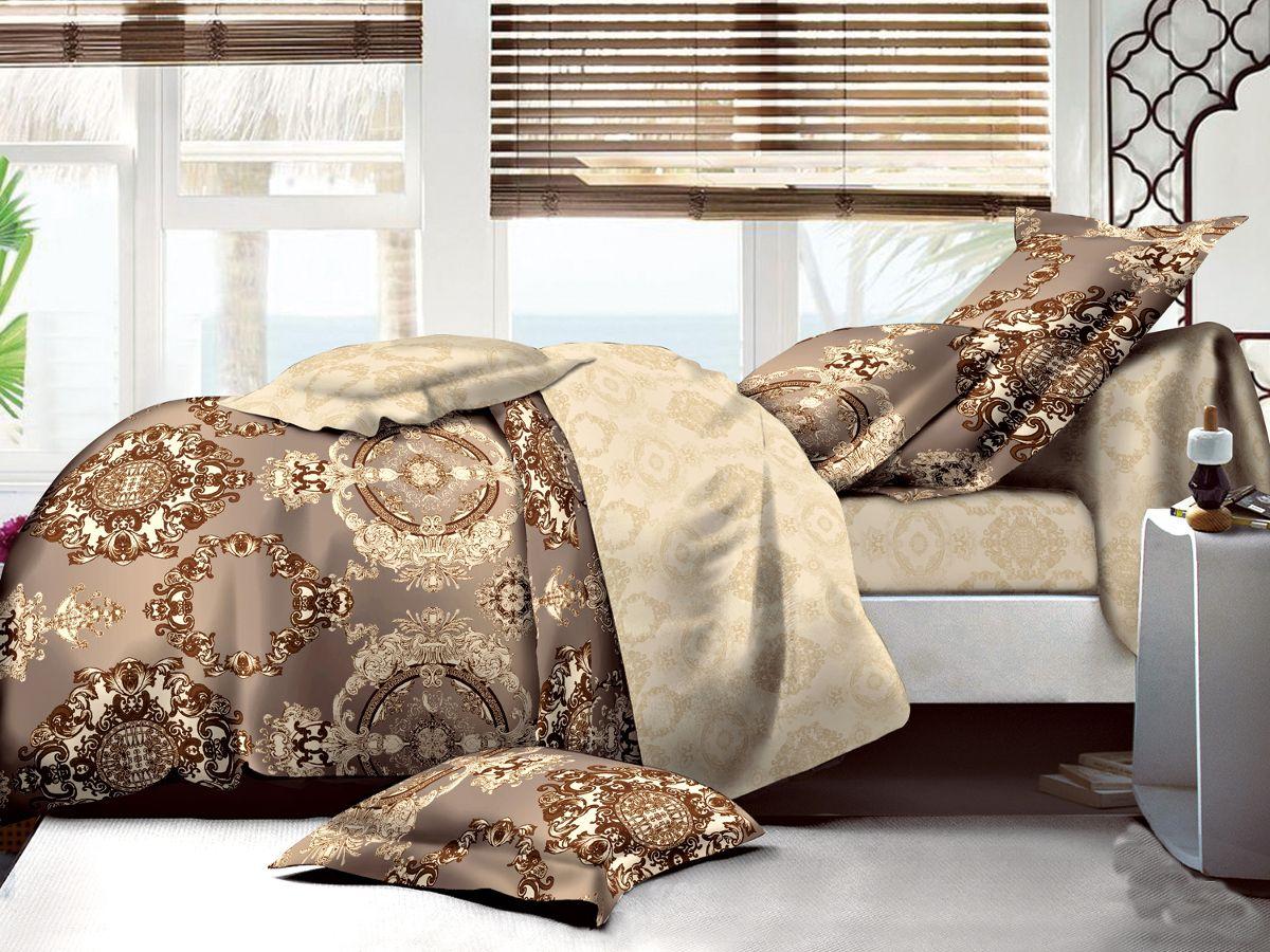 Комплект белья Cleo Антураж, 1,5 спальное, наволочки 70х7015/082-PS