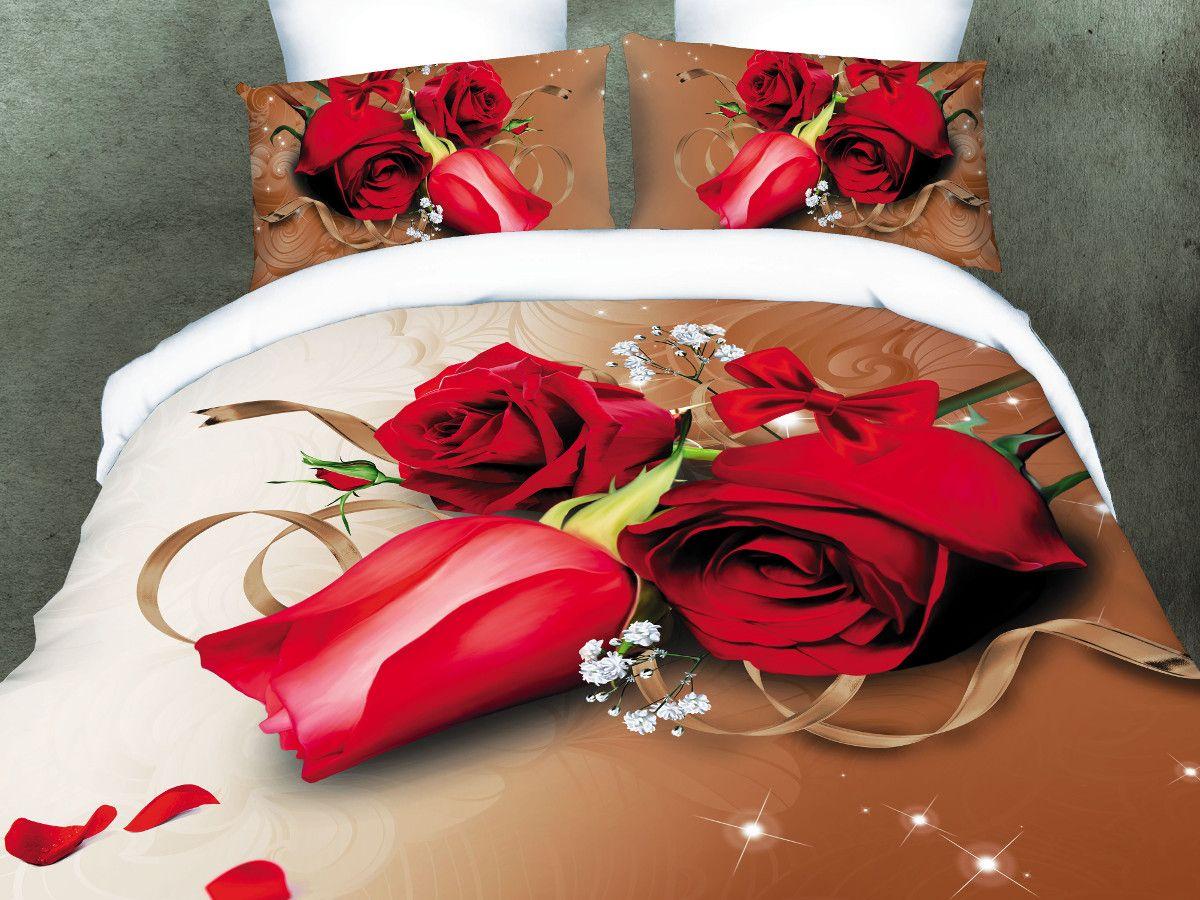 Комплект белья Cleo Романтизм, 1,5 спальное, наволочки 70х7015/089-PS