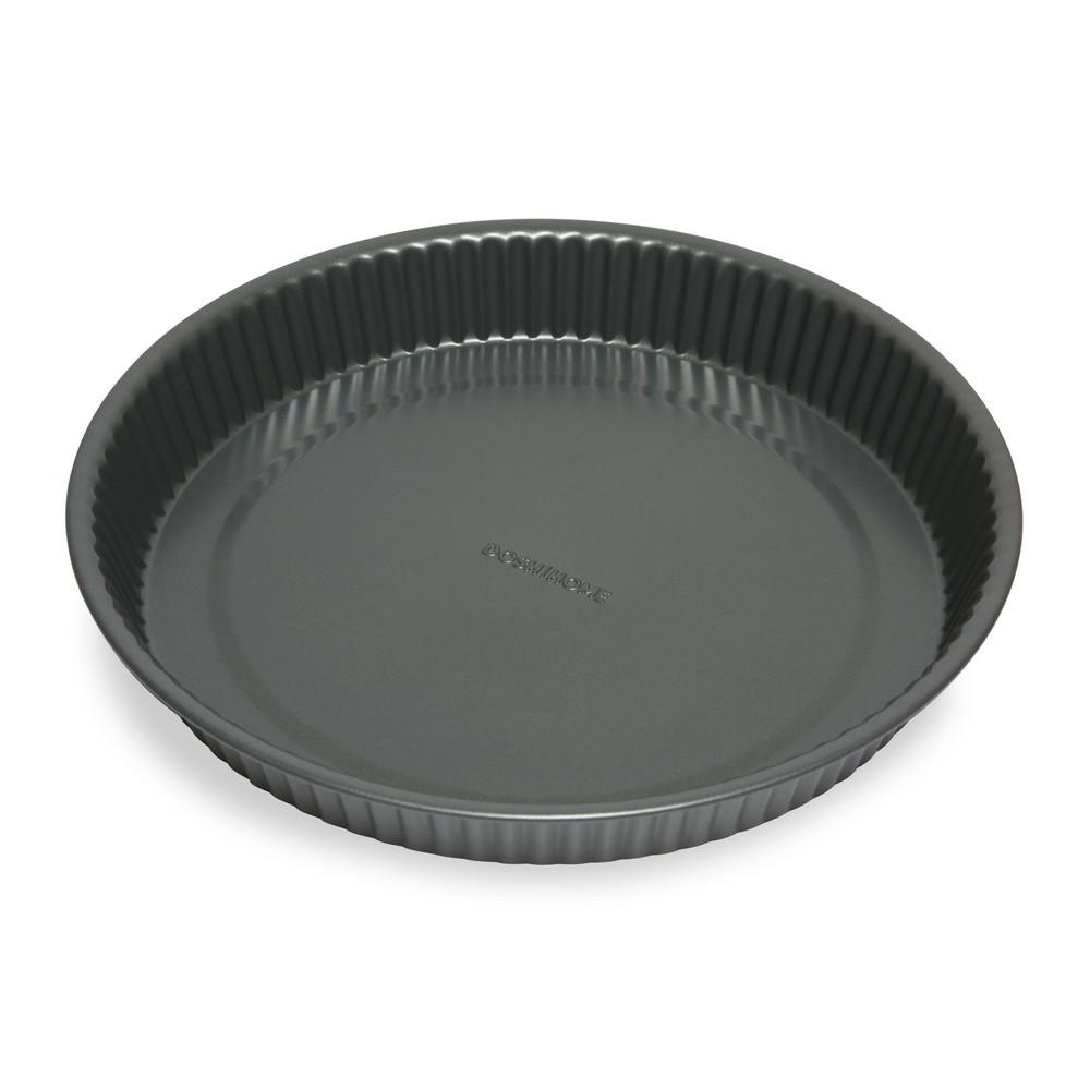 Форма для выпечки Dosh Home Fornax, с волнистыми краями, диаметр 28 см300112Форма с волнистыми краями прекрасно подходит для приготовления выпечки блюд с волнистыми краями. Форма имеет высококачественное антипригарное покрытие, которое препятствует пригоранию. Форма прекрасно подходит для всех типов плит, можно мыть в посудомоечной машине.