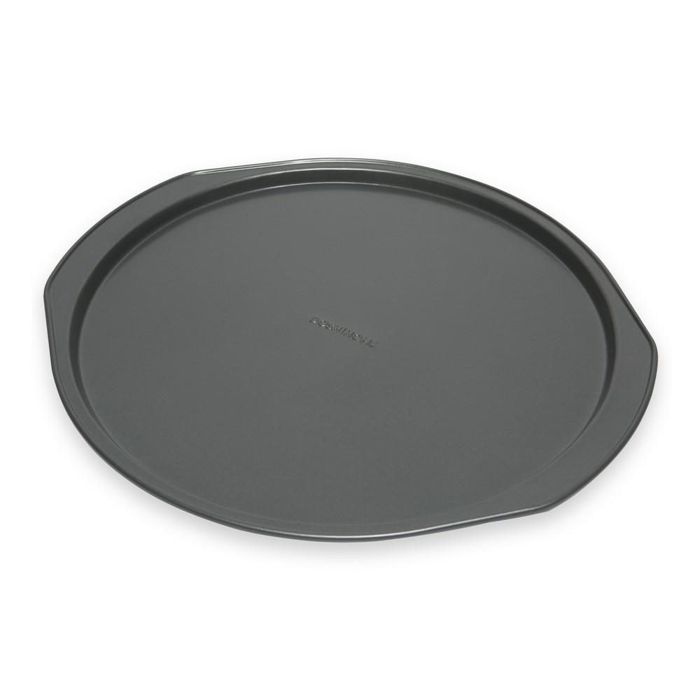 Форма для пиццы Dosh Home Fornax, диаметр 33 см300114Форма замечательна для приготовления домашней хрустящей пиццы. Форма имеет высококачественное антипригарное покрытие, которое препятствует пригоранию. Форма прекрасно подходит для всех типов плит, можномыть в посудомоечной машине.