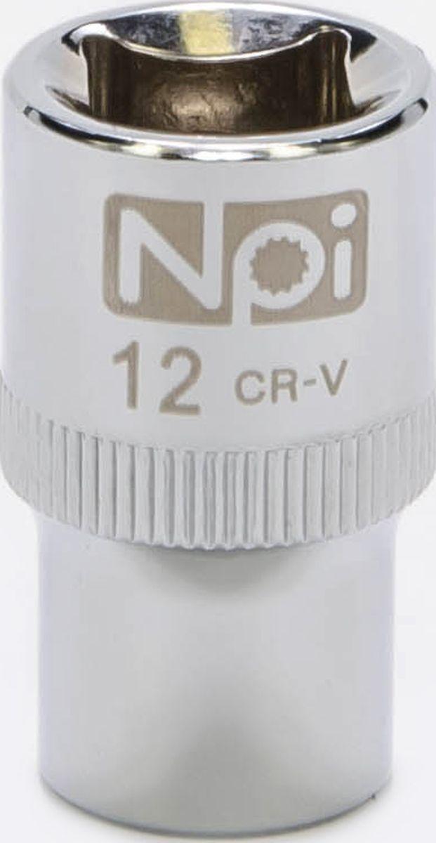 Головка торцевая NPI SuperLock, 1/2, 12 мм20012Головка торцевая NPI 1/2. Тип 1/2. Торцевая головка NPI применяется с гайковертами, трещетками, воротками. Торцевая головка выполнена по технологии Суперлок. Торцевая головка обеспечивает максимальный крутящий момент по отношению к резьбе и выдерживает ударные нагрузки. Материал - высокопрочная хром-ванадиевая сталь. Соответствует стандарту DIN 3124