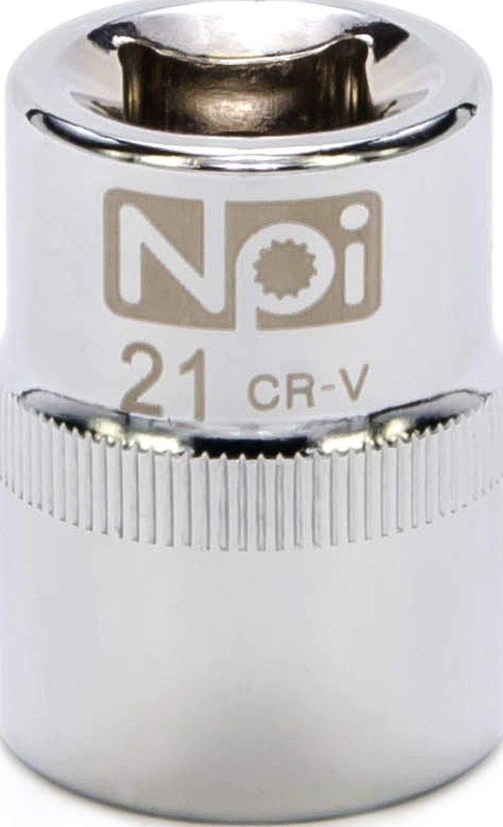 Головка торцевая NPI SuperLock, 1/2, 21 мм20021Головка торцевая NPI 1/2. Тип 1/2. Торцевая головка NPI применяется с гайковертами, трещетками, воротками. Торцевая головка выполнена по технологии Суперлок. Торцевая головка обеспечивает максимальный крутящий момент по отношению к резьбе и выдерживает ударные нагрузки. Материал - высокопрочная хром-ванадиевая сталь. Соответствует стандарту DIN 3124