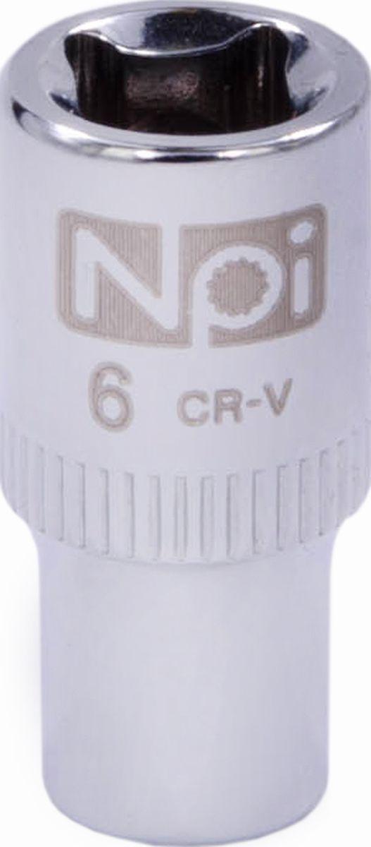 Головка торцевая NPI SuperLock, 1/4, 6 мм20224Головка торцевая NPI 1/4. Тип 1/4. Торцевая головка NPI применяется с гайковертами, трещетками, воротками. Торцевая головка выполнена по технологии Суперлок. Торцевая головка обеспечивает максимальный крутящий момент по отношению к резьбе и выдерживает ударные нагрузки. Материал - высокопрочная хром-ванадиевая сталь. Соответствует стандарту DIN 3124.
