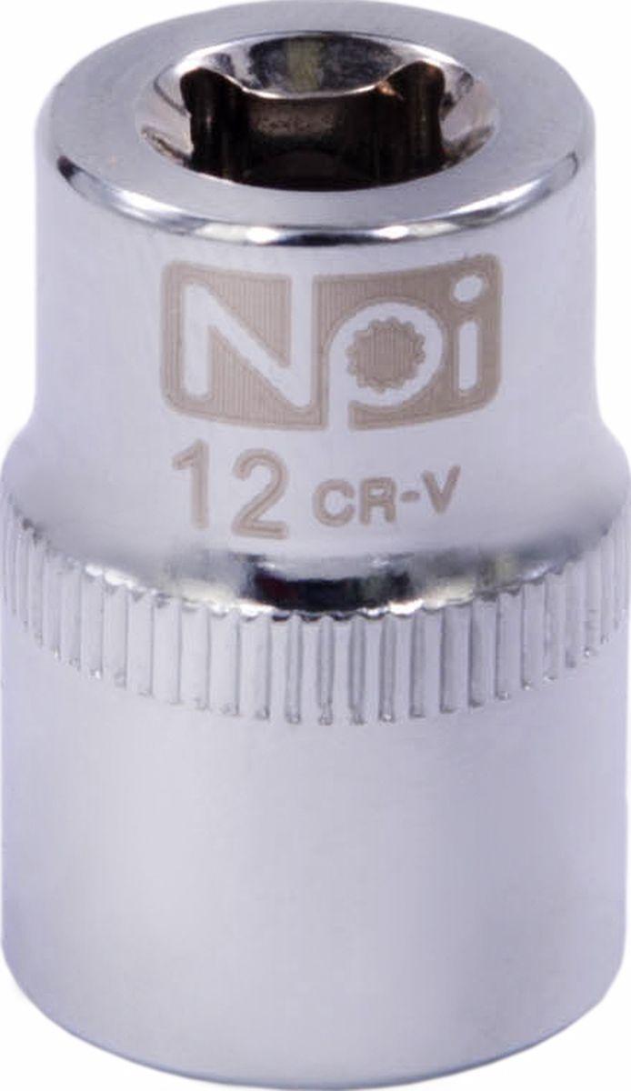 Головка торцевая NPI SuperLock, 1/4, 12 мм20230Головка торцевая NPI 1/4. Тип 1/4. Торцевая головка NPI применяется с гайковертами, трещетками, воротками. Торцевая головка выполнена по технологии Суперлок. Торцевая головка обеспечивает максимальный крутящий момент по отношению к резьбе и выдерживает ударные нагрузки. Материал - высокопрочная хром-ванадиевая сталь. Соответствует стандарту DIN 3124.