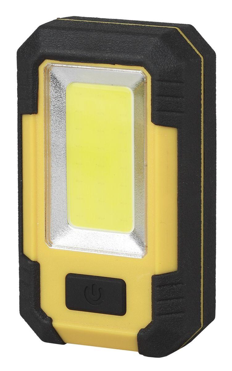 Фонарь ручной ЭРА Практик, 15Вт COB, powerbank 6 Ач, с магнитом и крючком, 3 режимаRA-801Рабочий аккумуляторный фонарь: + 15Вт COB диод + используется как источник питания (powerbank) + Li аккумулятор 6 Ач + 3 режима + магнит + крючок + подставка + зарядка от USB (провод в комплекте)