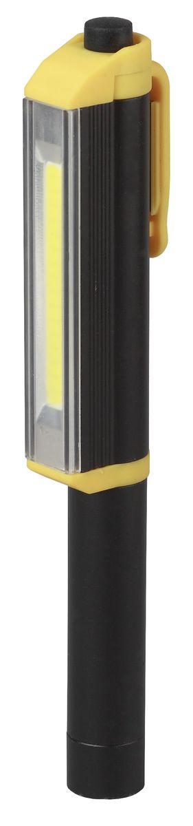 Фонарь ручной ЭРА Практик, 5Вт COB, с крючком и магнитомRB-702Рабочий батареечный фонарь: + 5Вт COB диод + алюминиевый корпус + крючок + магнит + 3хААА (в комплект не входят)