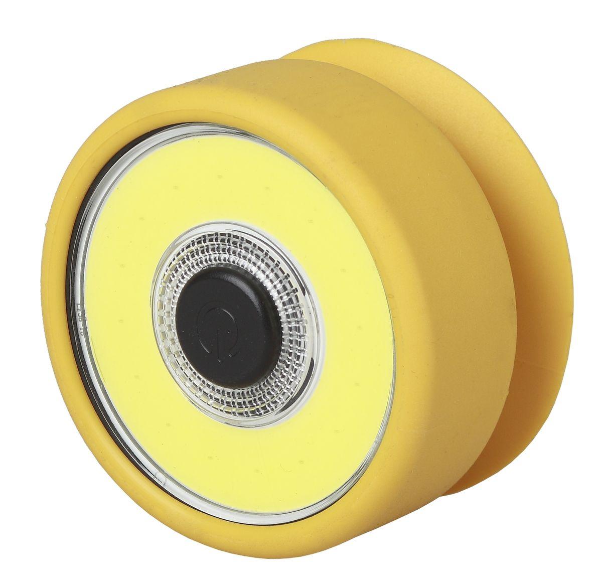 Фонарь ручной ЭРА Практик, 5Вт COB, с присоскойRB-703Рабочий батареечный фонарь: + 5Вт COB диод + резиновый корпус и ПРИСОСКА + 3хААА (в комплект не входят)