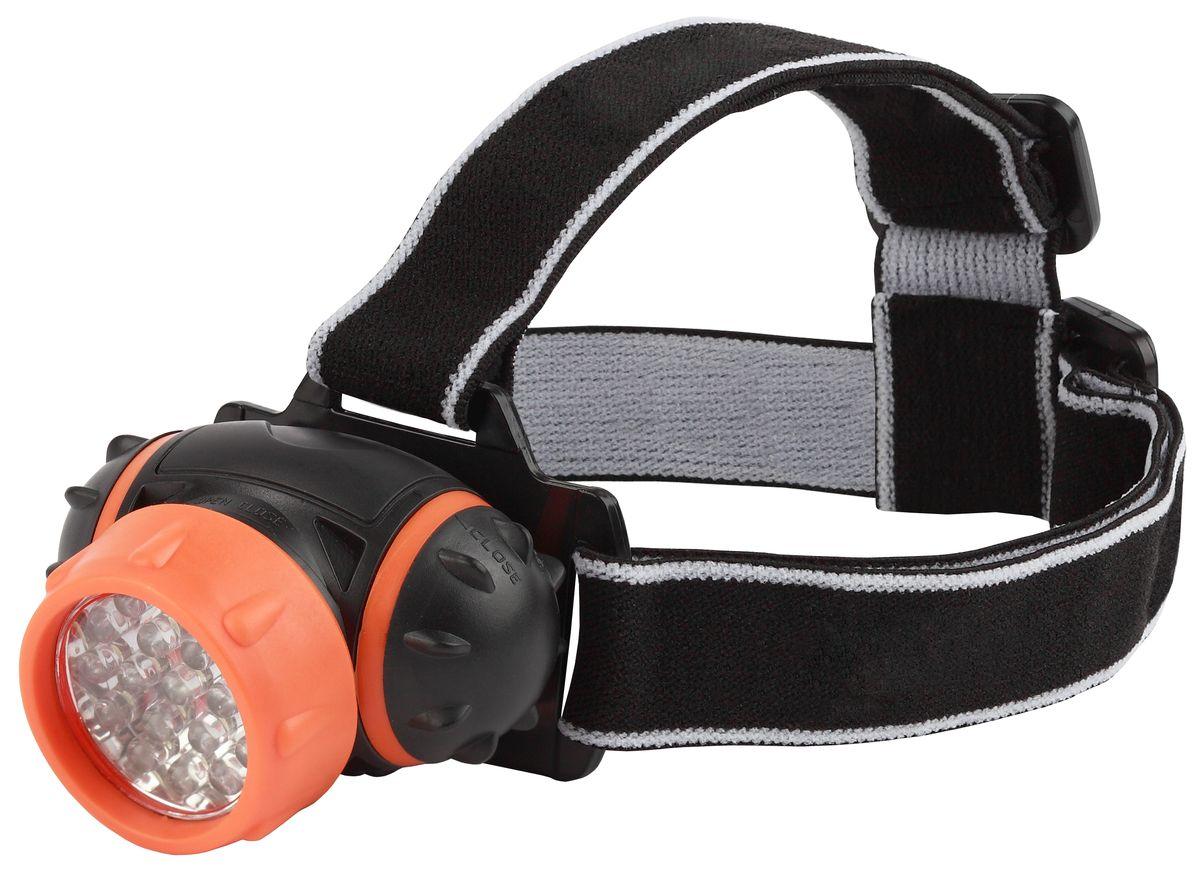 Фонарь налобный Трофи, 7xLEDTG7Светодиодный налобный фонарь: 7 белых светодиодов 4 режима работы 3xAAA (в комплект не входят) упаковка: картонная коробка