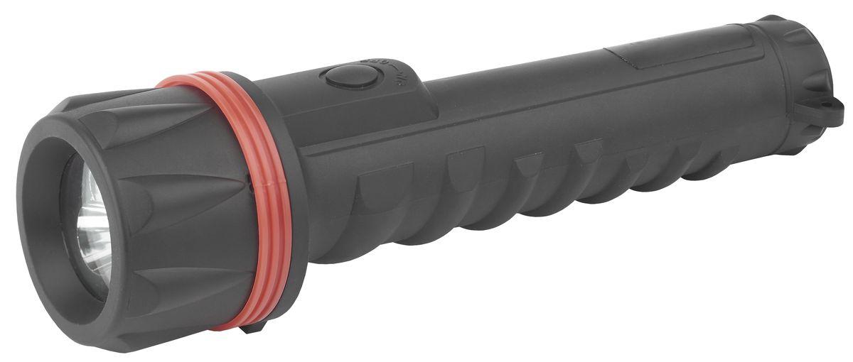 Фонарь ручной Трофи, 3xLED, 3хD. TR3DTR3DСветодиодный обрезиненный фонарь: 3 белых светодиода ремешок на запястье 3xD (в комплект не входят) большой размер