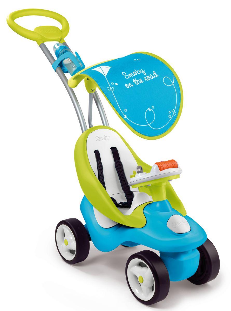 Smoby Каталка-трансформер Bubble Go Neo цвет синий