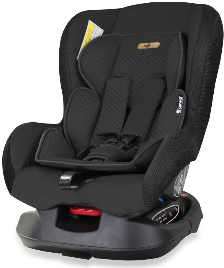 Bertoni Автокресло Saturn цвет черный от 0 до 18 кг 3800151919357