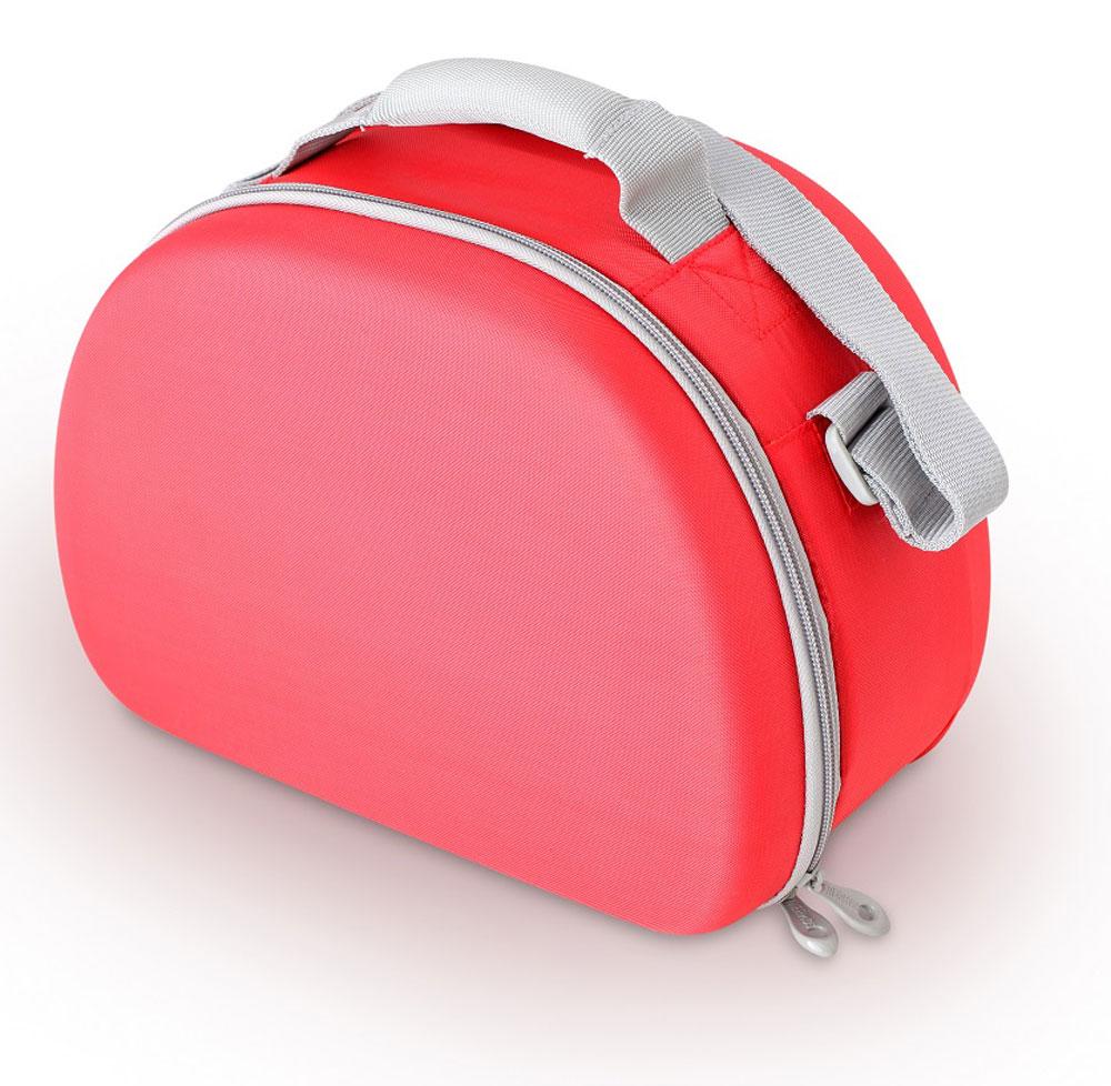 Термосумка Thermos Eva Mold Kit, цвет: красный, 6 л469663Способна вместить довольно большой объем кремов , мазей, медикаментов и других препаратов не предназначенных для хранения в тепле. По желанию, для усиления охлаждающего эффекта возможно применение замороженных аккумуляторов температуры THERMOS Gel Pack™.