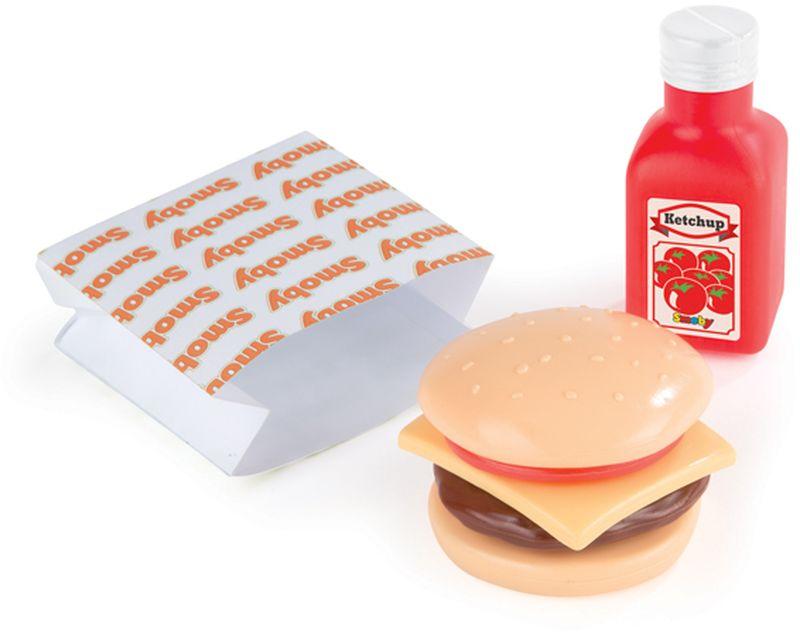 Smoby Игровой набор Мини-бургер