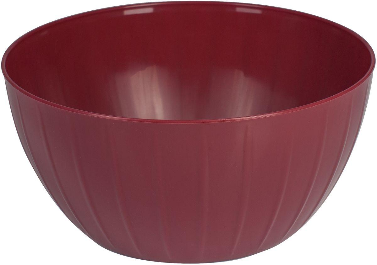 Салатник Giaretti Fiesta, цвет: ягодный, 2,8 лGR1863ЯГДСалатник Fiesta создан специально, чтобы вы могли использовать его и в каждодневном использовании, и на торжественных приемах! Если вы хотите, чтобы на вашей кухне царил уют – выбирайте яркий, но лаконичный салатник Fiesta, который впишется в любой интерьер! Для большего удобства советуем приобретать салатники Fiesta объемом 1,7 литра и 5 литров.
