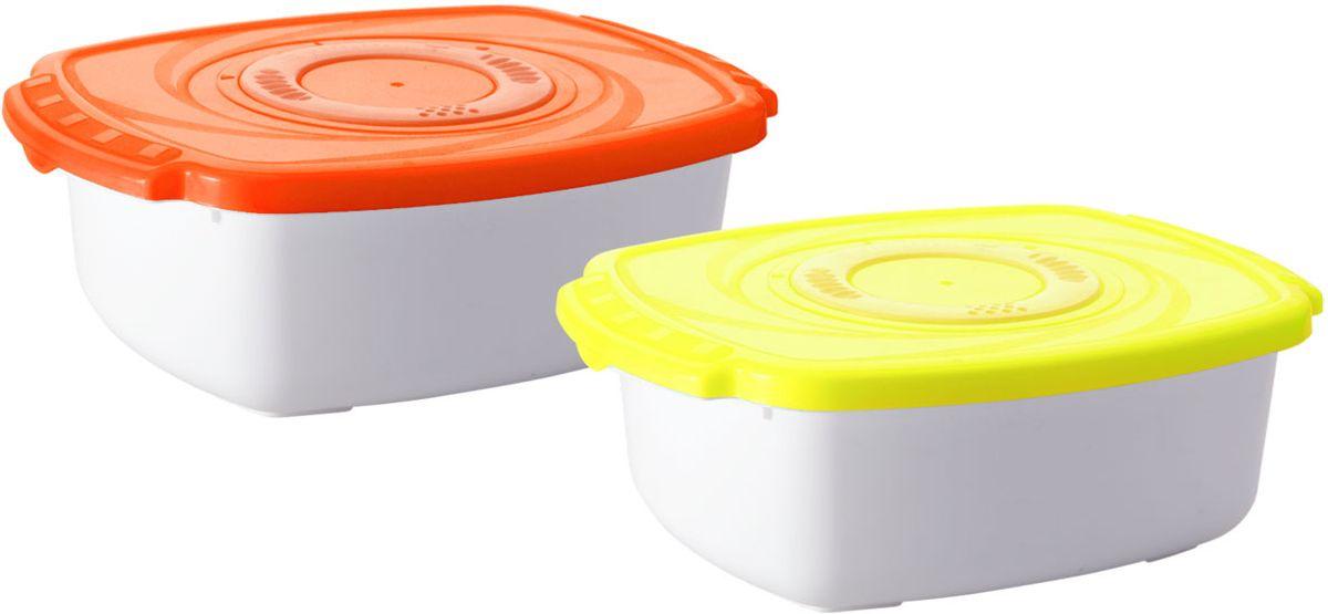 Кастрюля для СВЧ Plastic Centre Galaxy, цвет: оранжевый, 1,6 лПЦ2261МИКС_оранжевыйБлагодаря нашим кастрюлям можно готовить диетические блюда в микроволновой печи. Наши кастрюли снабжены паровыпускным клапаном, который можно регулировать. Так же кастрюли прекрасно подойдут для разогрева пищи.