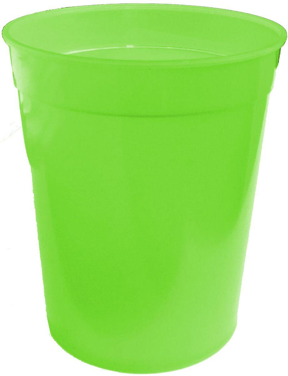 Стакан Plastic Centre, цвет: светло-зеленый, 400 млПЦ4050ЗЛПРКлассический устойчивый стакан из прочного пластика для холодных и горячих напитков.