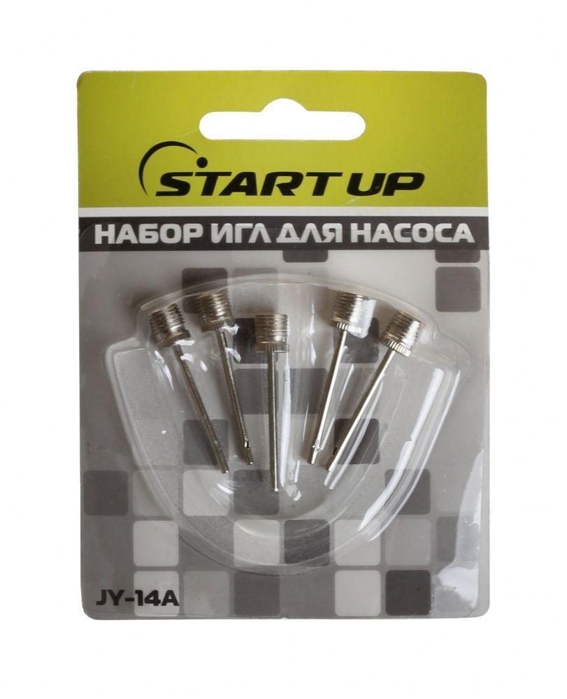Набор игл для насоса Start Up, 5 шт. JY-14A150479В комплекте: 5 игл