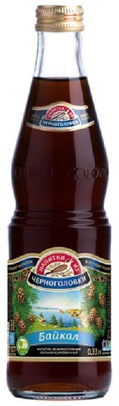 """Напитки из черноголовки """"Байкал"""" напиток безалкогольный сильногазированный, 0,33 л 010500-0001393"""