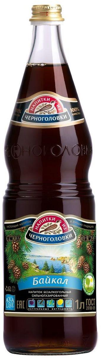 Байкал напиток безалкогольный сильногазированный, 1 л