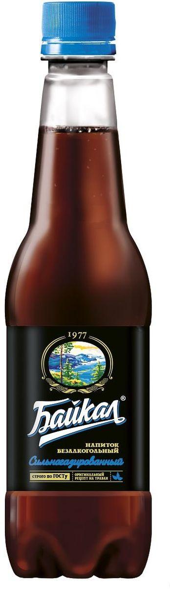 Байкал 1977 напиток безалкогольный сильногазированный, 0,5 л