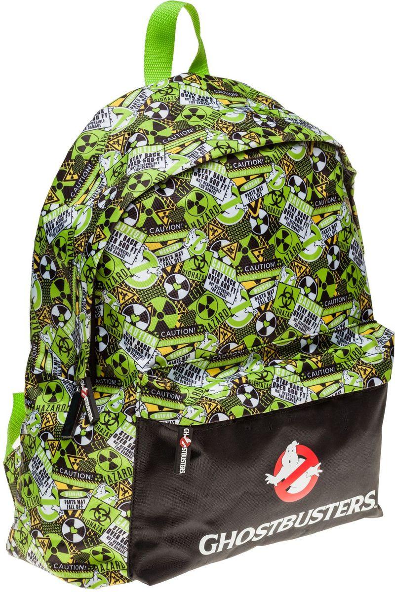 Hatber HD Рюкзак Basic Охотники за привидениямиNR_19117Легкий повседневный молодежный рюкзак. Идеальное соотношение цена-качество. Модные дизайны на любой вкус. Вместительное отделение, внутри него карман для тетрадей. Передний карман на молнии. Уплотненные спинка, дно и лямки. Материал полиэстер. Размер 30 х 41 х 13 см