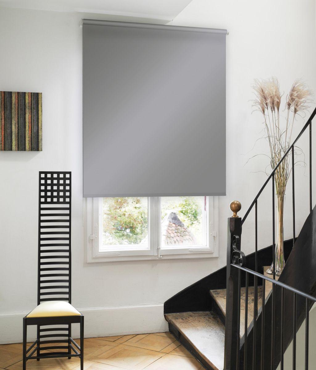 Штора рулонная Эскар, цвет: серый, ширина 130 см, высота 170 см81020130170Рулонными шторами можно оформлять окна как самостоятельно, так и использовать в комбинации с портьерами. Это поможет предотвратить выгорание дорогой ткани на солнце и соединит функционал рулонных с красотой навесных. Преимущества применения рулонных штор для пластиковых окон: - имеют прекрасный внешний вид: многообразие и фактурность материала изделия отлично смотрятся в любом интерьере; - многофункциональны: есть возможность подобрать шторы способные эффективно защитить комнату от солнца, при этом она не будет слишком темной. - Есть возможность осуществить быстрый монтаж. ВНИМАНИЕ! Размеры ширины изделия указаны по ширине ткани! Во время эксплуатации не рекомендуется полностью разматывать рулон, чтобы не оторвать ткань от намоточного вала. В случае загрязнения поверхности ткани, чистку шторы проводят одним из способов, в зависимости от типа загрязнения: легкое поверхностное загрязнение можно удалить при помощи канцелярского ластика; чистка от пыли производится сухим методом при...