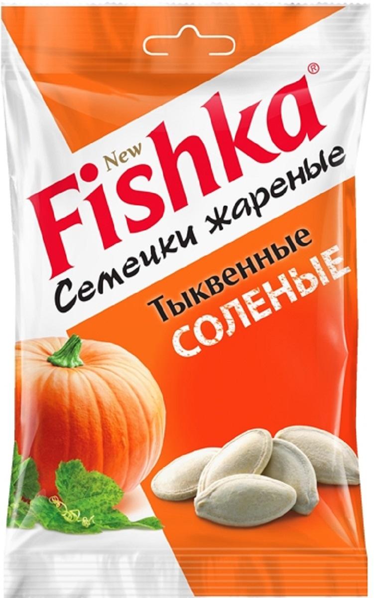 Fishka семечки тыквы жареные соленые, 100 г