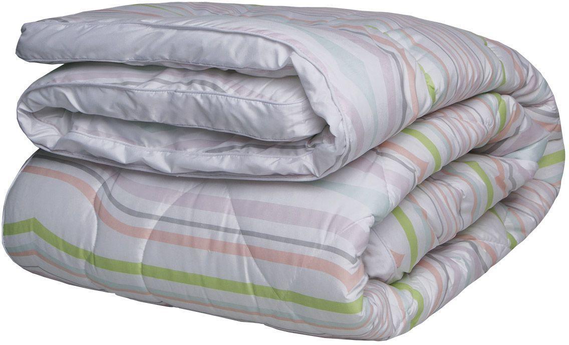 Одеяло Mona Liza Secret Gardens, цвет: белый, 140x200 см. 549037549037Ткань верха: тик пуходержащий 100% п/э Стеганный чехол: ниточная стежка Состав наполненителя: Силиконизированное волокно Лебяжий пух 100% п/э Отделка: бортик с логотипом, кант
