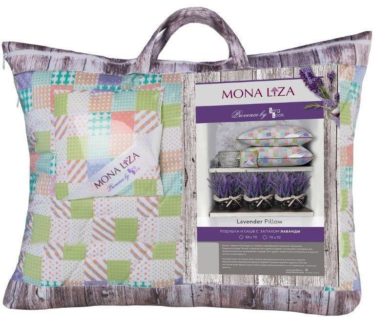 Подушка Mona Liza Provence аромат Lavender, 70х70 см. 549921/3549921/3К каждой подушке и одеялу идет саше. Аромат лаванды, розы, жасмина и сирени непременно окутает комнату легким шлейфом нежнейшего парфюма. Не откажите себе в удовольствие и создайте уникальный интерьер с коллекцией PROVENCE!