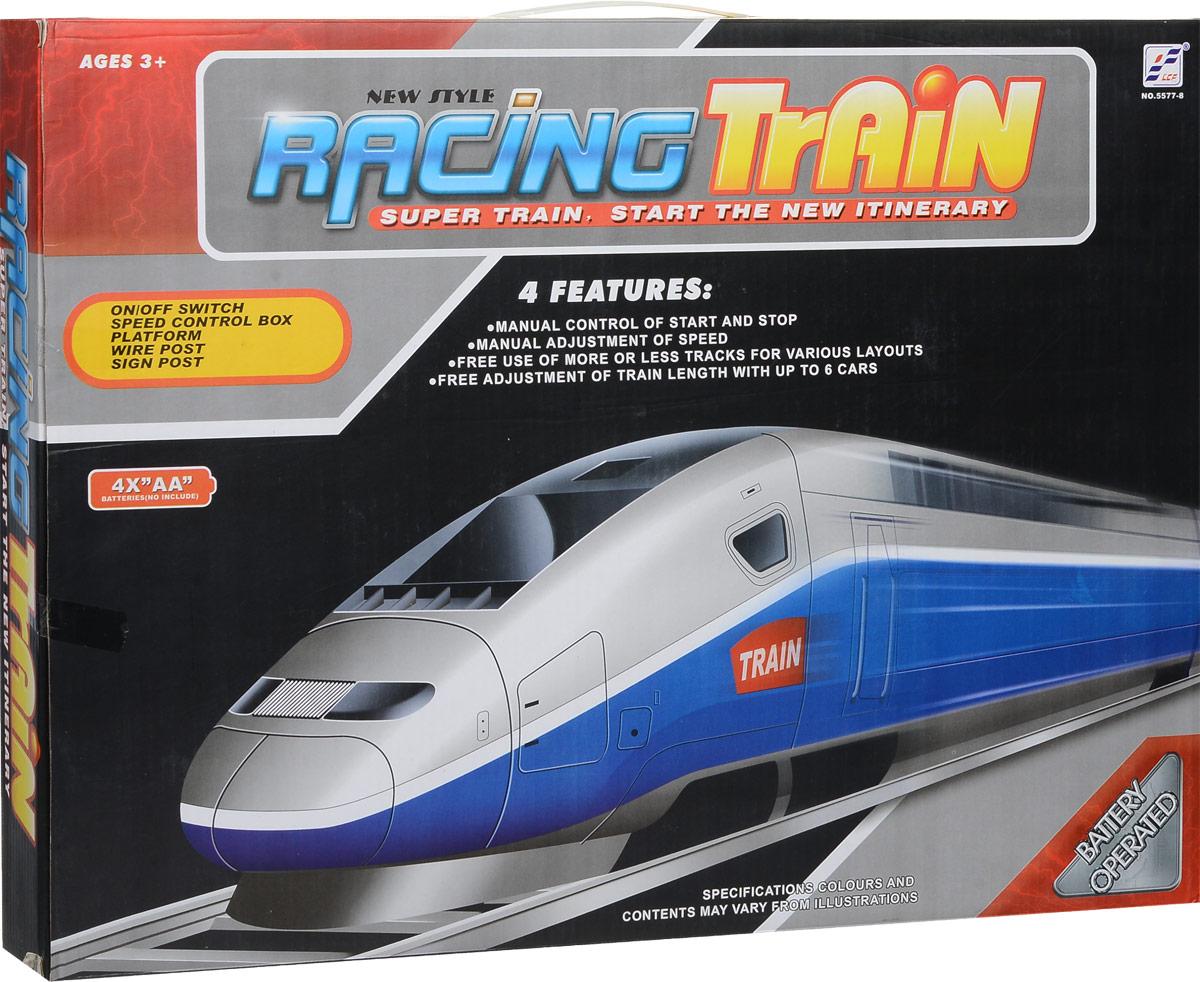 Big Motors Железная дорога Скоростной поезд 5577-8